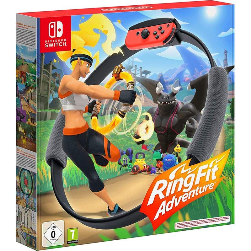 Ring Fit Adventure [Nintendo Switch] für 79,99€