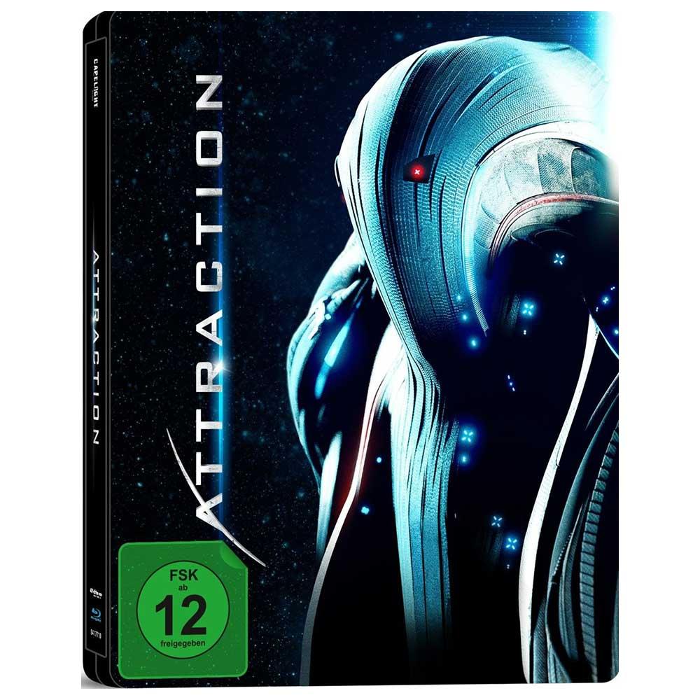 Attraction – Steelbook Edition (Blu-ray 3D/2D) für 6,80€