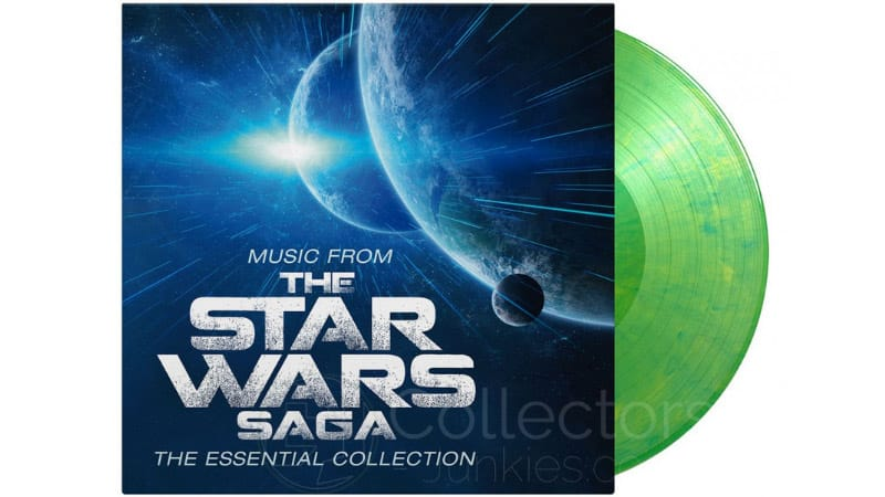 Music from the Star Wars Saga – The Essential Collection (2x LP)