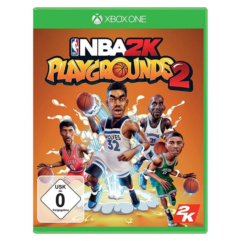 NBA 2K Playgrounds 2 (Xbox One) für 3,99€