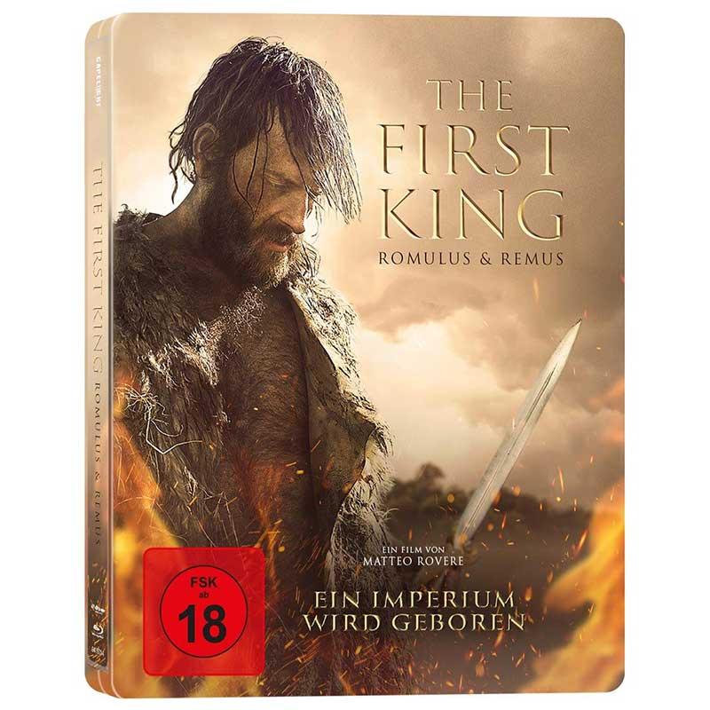 The First King – Romulus & Remus – Steelbook Edition (Blu-ray) für 9,99€