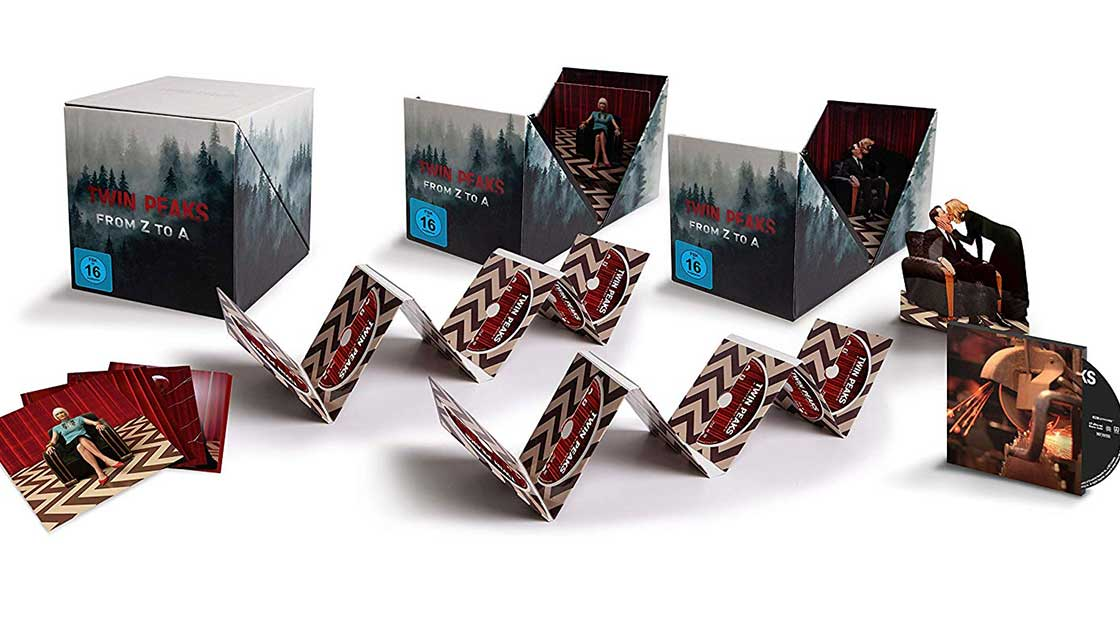 Twin Peaks from Z to A – Deluxe Edition [Blu-ray] für 79,97€
