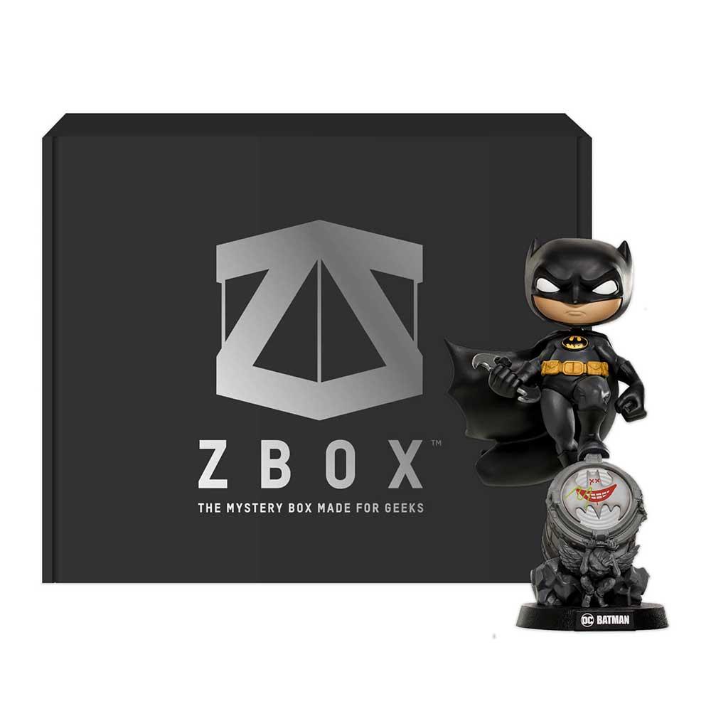 Ultimate DC Comics Mystery ZBOX für 17,99€