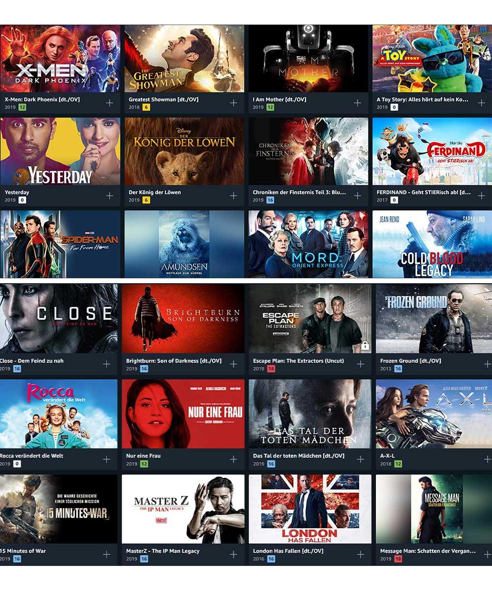 [Angebot Prime] Filme leihen für 99 Cent – unter anderem mit: König der Löwen | Child´s Play | I am Mother