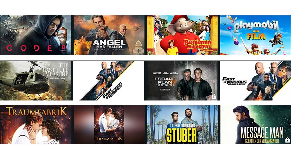 [Angebot Prime] Filme leihen für 99 Cent – unter anderem mit: Code 8 | Fast & Furious: Hobbs & Shaw | Stuber