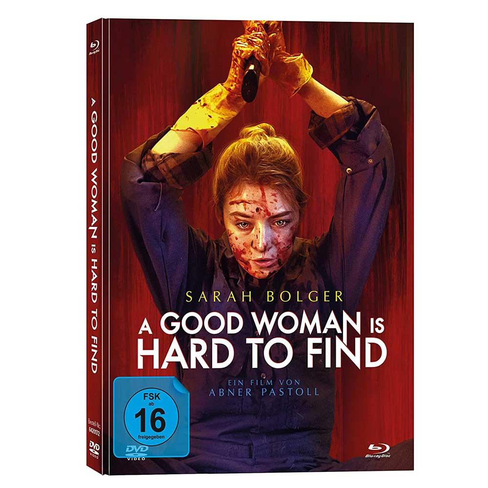 """A Good Woman is Hard To Find"" im Blu-ray Mediabook für 14,94€"