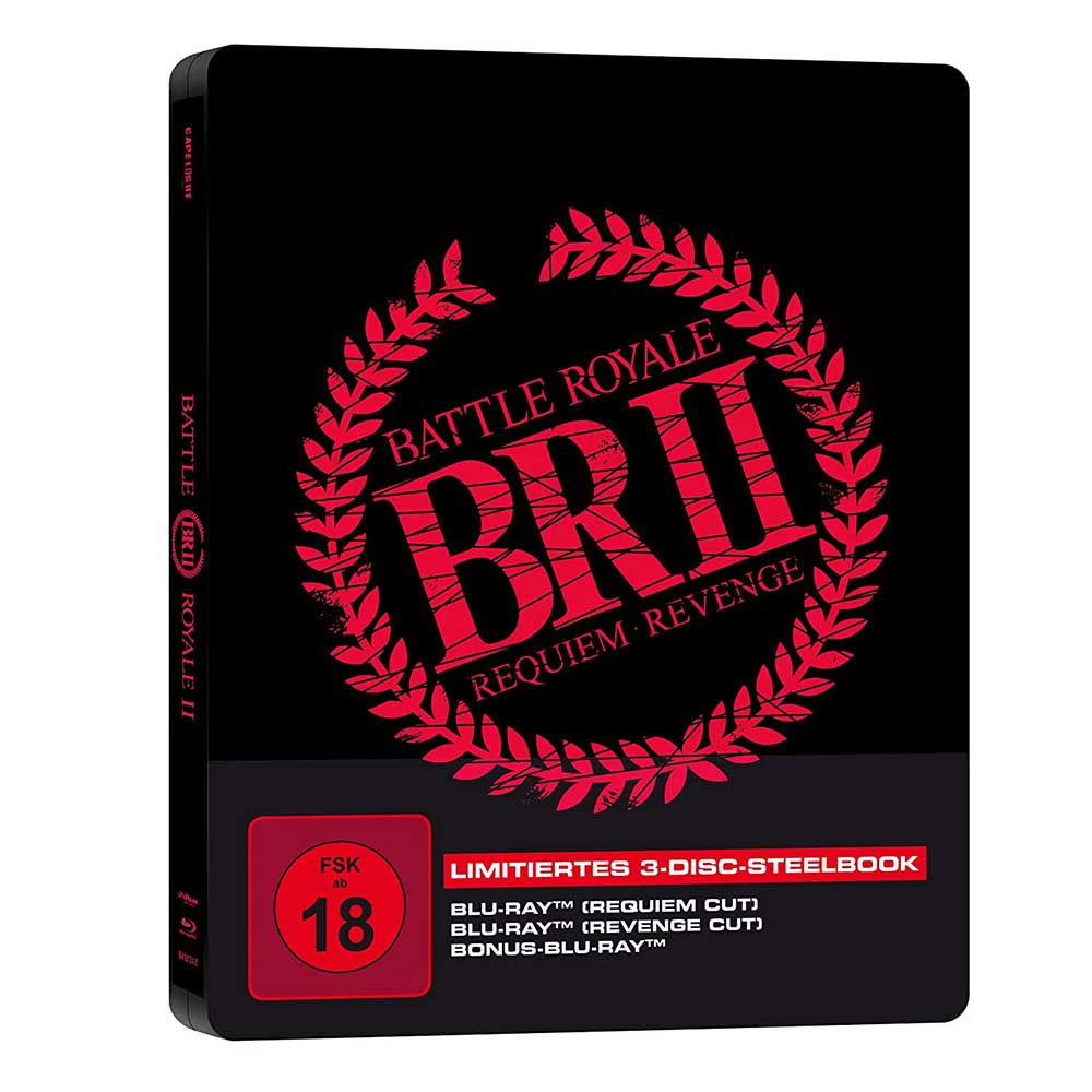 Battle Royale 2 – Steelbook Edition (Blu-ray) für 14,99€