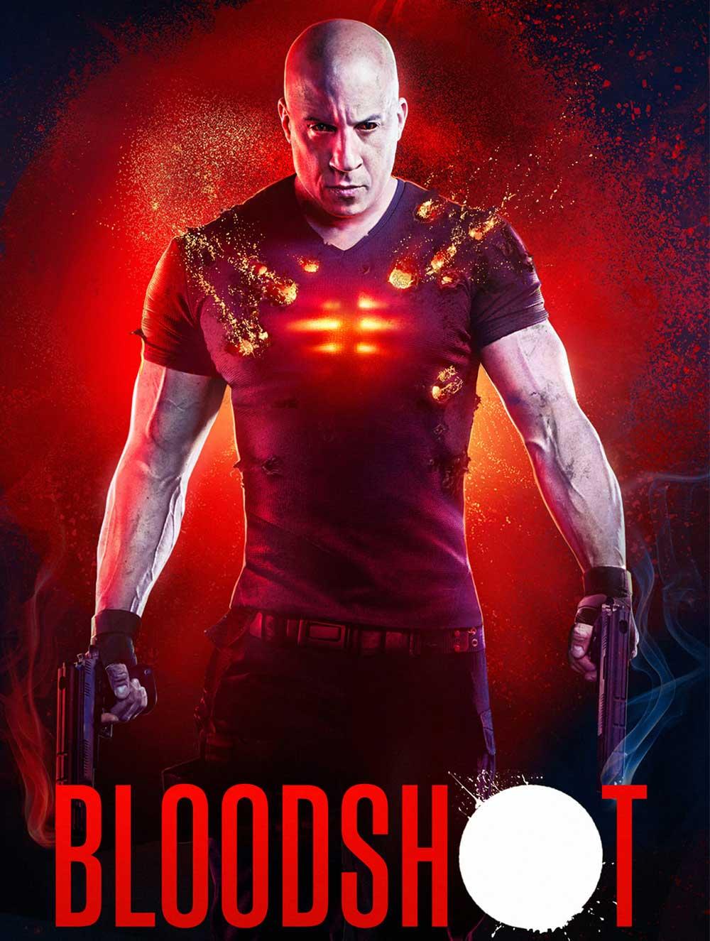 Bloodshot (2020) ab sofort im Stream