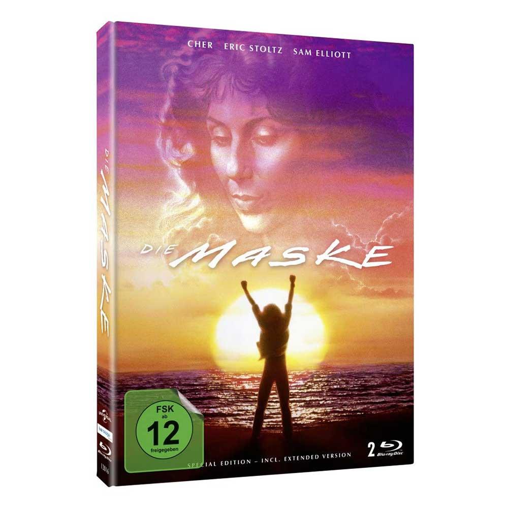 Die Maske (1985) – Mediabook Edition (Blu-ray + DVD) für 12,99€