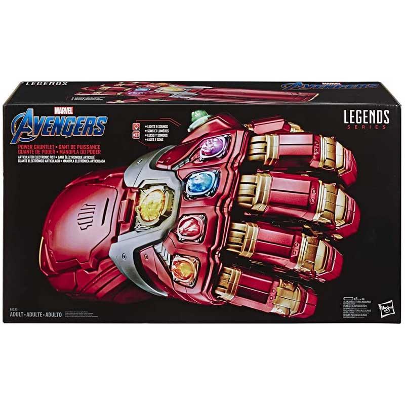 Marvel Legends Series: Avengers: Endgame Power Gauntlet (Machthandschuh) (Hasbro) für 83,99€