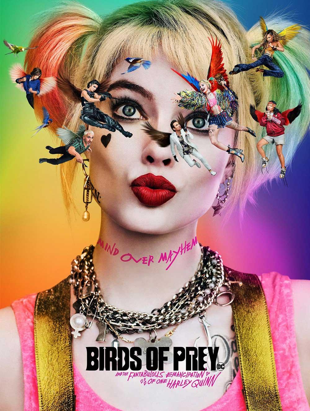 """Harley Quinn: Birds of Prey"" ab 09. April Digital verfügbar"