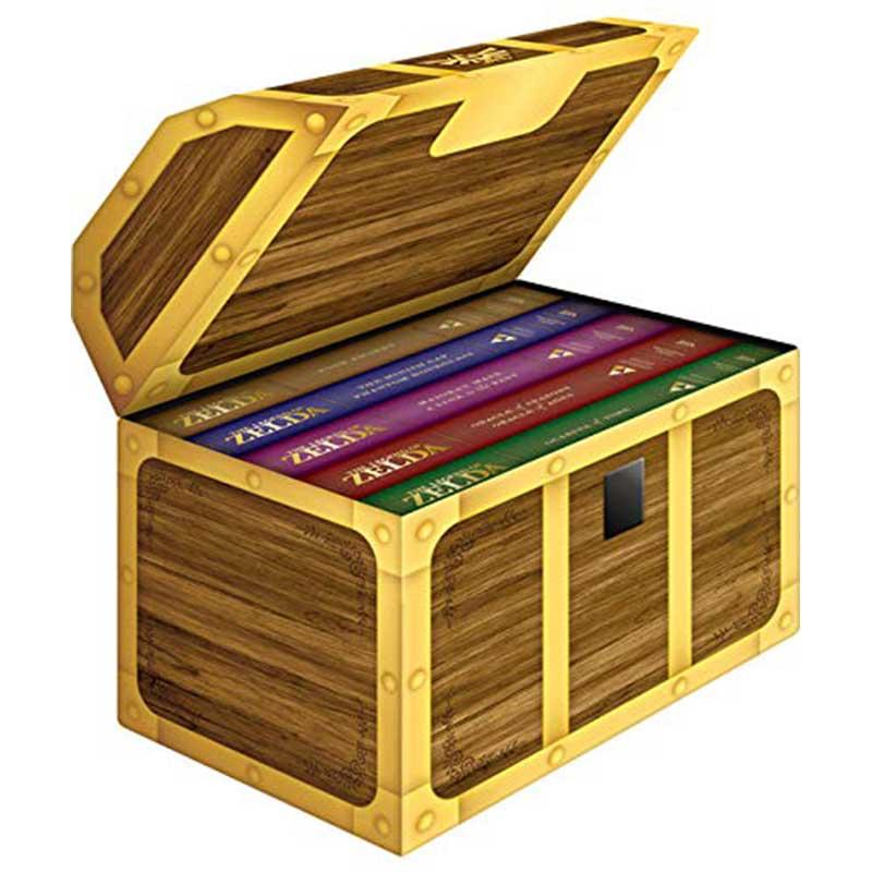 The Legend of Zelda: Legendary Edition Box Set (Englisch) für 78,23€
