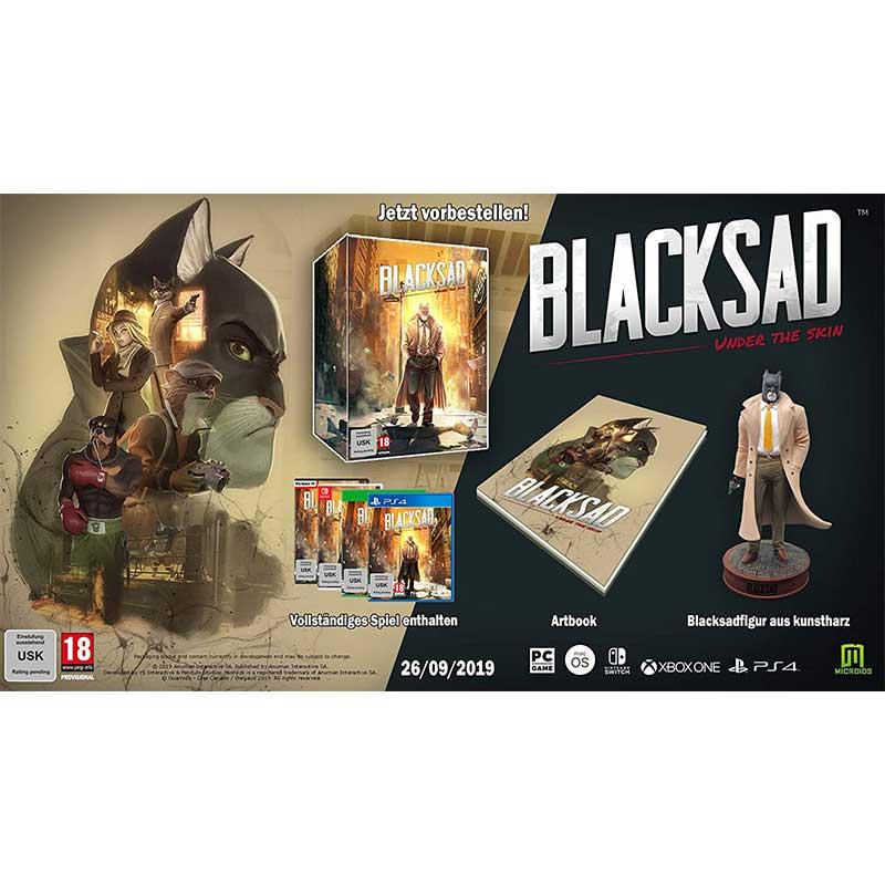 Blacksad – Under the skin Collectors Edition (Playstation 4) für 37,65€