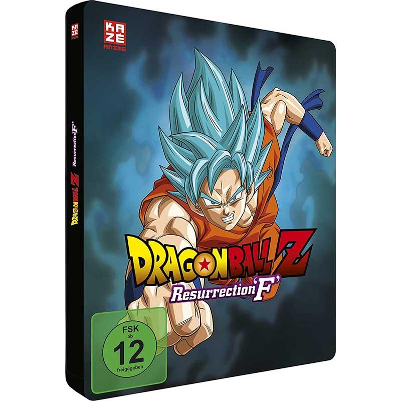 Dragonball Z: Resurrection 'F' – Steelbook Edition (Blu-ray + DVD) für 20,97€