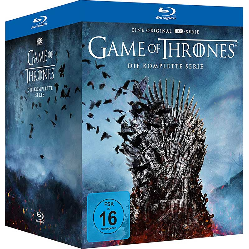 Game Of Thrones Staffel 8 Vorbestellen Amazon