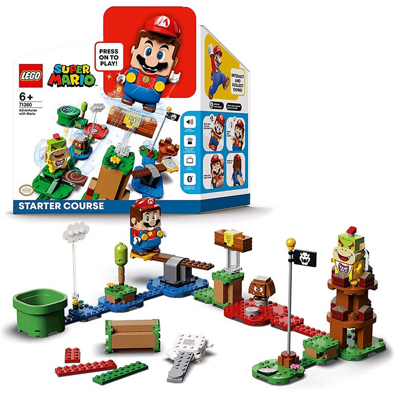 Lego Super Mario Starterset für 38,65€