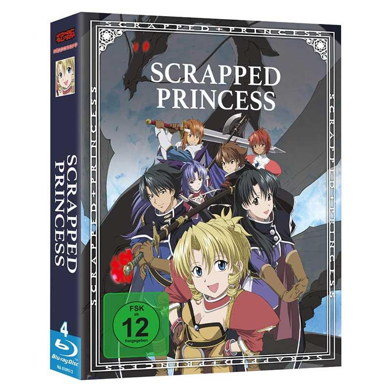 Scrapped Princess – Gesamtausgabe [Blu-ray] für 38,99€