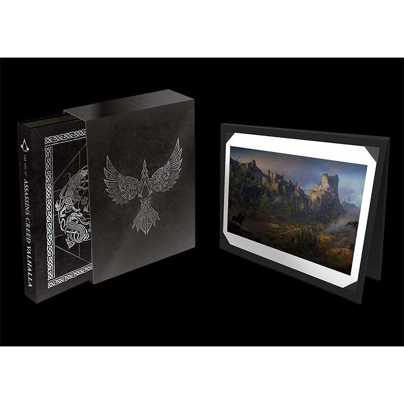 [Angebot Prime] The Art of Assassin's Creed: Valhalla – Deluxe Edition (gebundene Ausgabe   englisch) für 44,78€