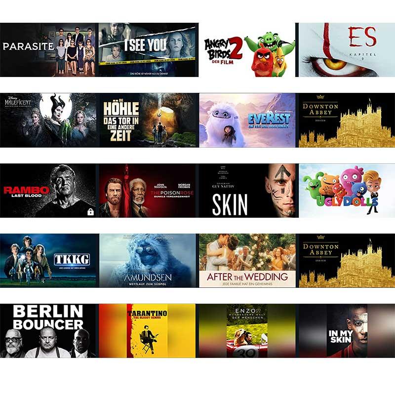 [Angebot Prime] Filme leihen für 99 Cent – unter anderem mit: Rambo: Last Blood | ES: Kapitel 2 | Parasite
