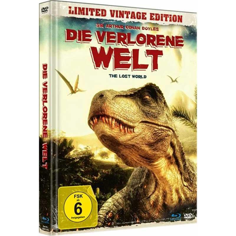 Die verlorene Welt – The Lost World – Mediabook Edition (Blu-ray + DVD) für 15,99€
