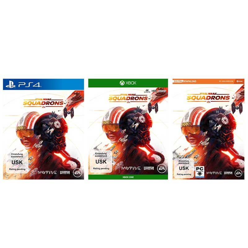 Star Wars: Squadrons (PlayStation 4, Xbox One und PC) für je 20,99€
