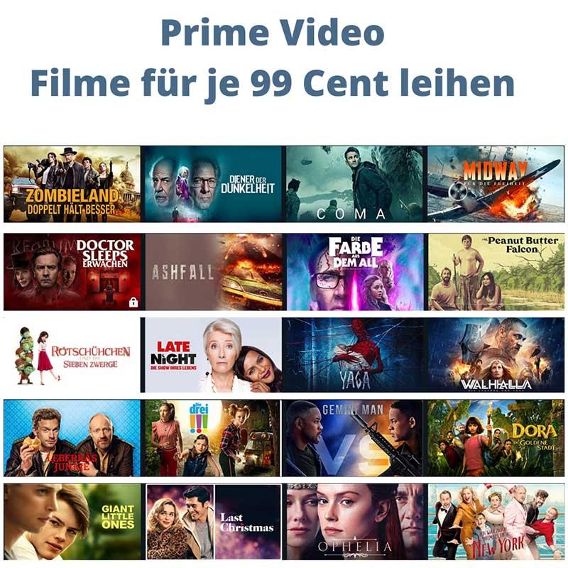 [Angebot Prime] Filme leihen für 99 Cent – unter anderem mit: Midway | Doctor Sleeps Erwachen | Zombieland 2