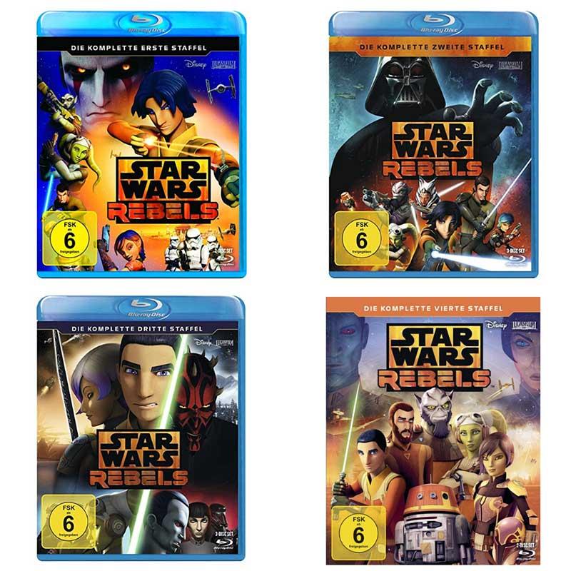 Star Wars Rebels Staffel 3 Sendetermine