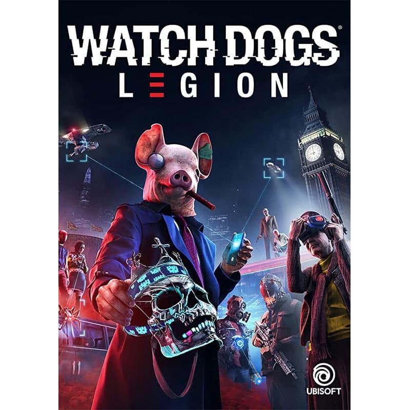 """""""Watch Dogs Legion"""" erscheint in einer Collectors Edition und weitere Varainten (Playstation 4/5, Xbox One/Series X und PC)"""