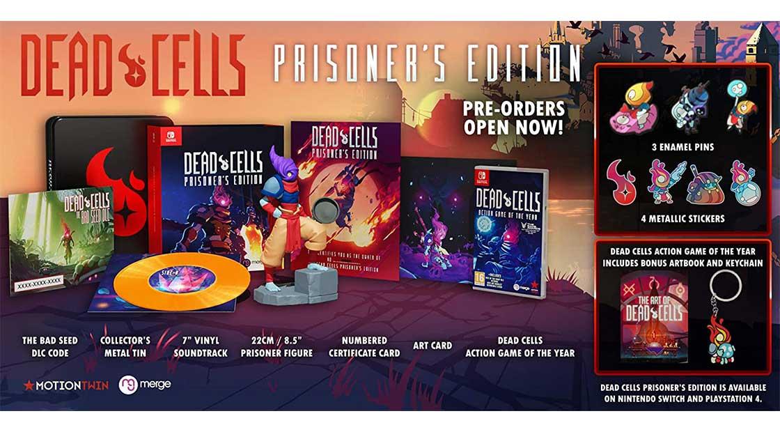 """""""Dead Cells"""" in der Prisoners Edition für die Playstation 4 für 76,99€"""