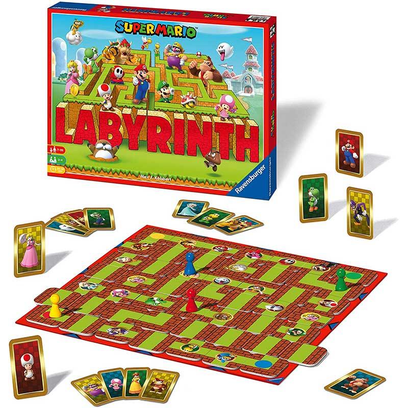Ravensburger 26063 Super Mario Labyrinth für 19,53€