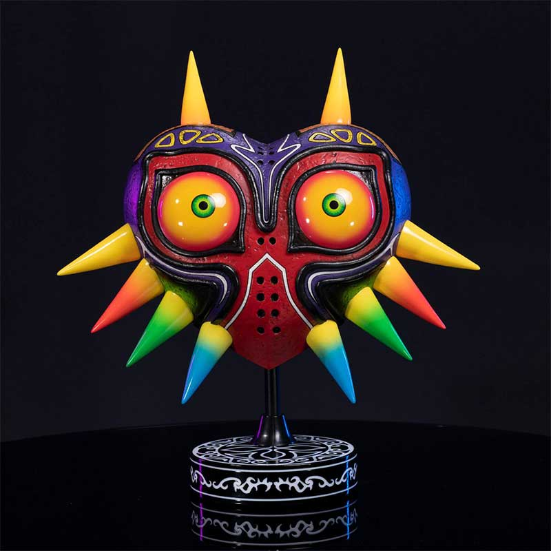 The Legend of Zelda: Majora's Mask PVC Statue – Collectors Edition (First4Figures)