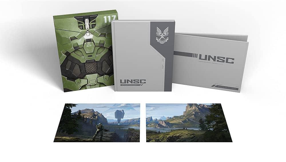 """The Art of Halo Infinite"" ab Dezember in der Deluxe Edition (Englisch)"