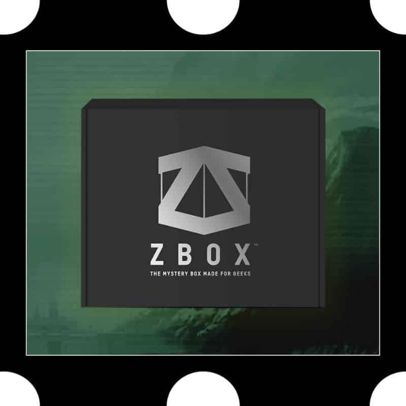 Zelda Mystery Box + Gratis Shirt für 32,99€