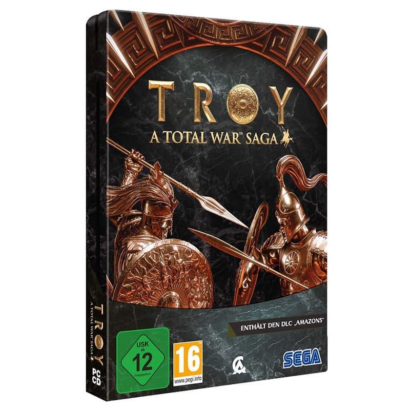 """""""A Total War Saga: Troy"""" ab 05. November in einer Limited Edition für den PC"""