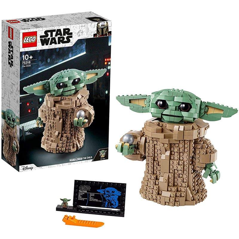 "LEGO 75318 Star Wars: The Mandalorian ""The Child"" Bauset"