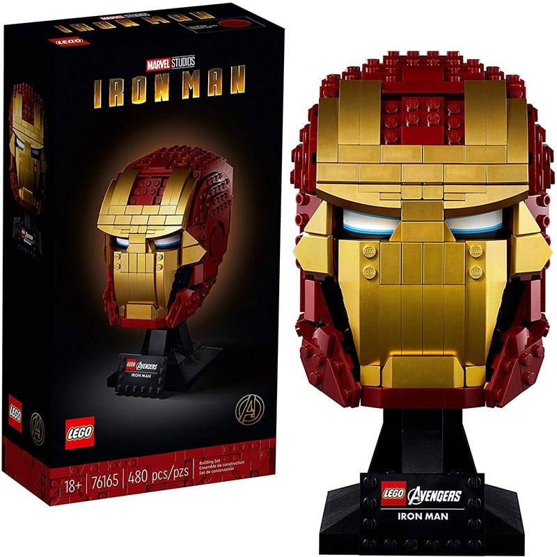 Lego Iron Man Helm Bauset für 38,19€
