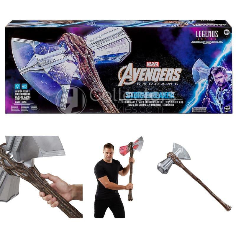 [Angebot Prime] Marvel Avengers: Endgame – Thor Stormbreaker Electronic Axe (Hasbro) für 114,99€