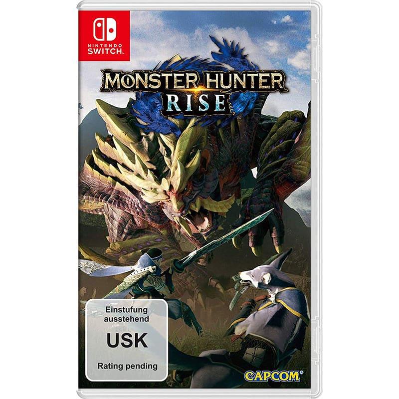 """""""Monster Hunter Rise Nintendo Switch"""" ab 26. März 2021 für Nintendo Switch"""