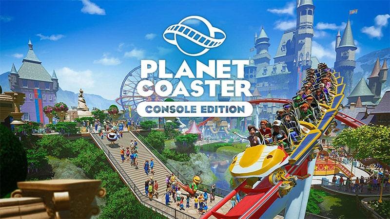Planet Coaster Console Edition ab Dezember für Playstation 4 | 5 und Xbox Series X