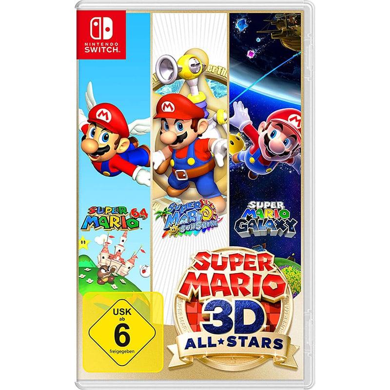 """""""Super Mario 3D All-Stars"""" ab 18. September für die Nintendo Switch"""