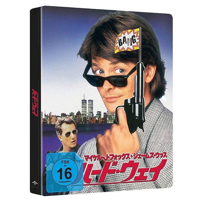 Auf die harte Tour – Steelbook Edition mit japanischem Artwork (Blu-ray) für 18,97€