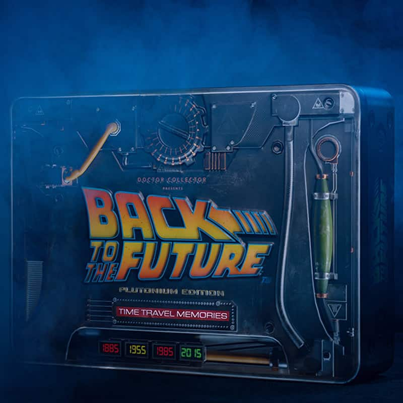 Back to the Future: Time Travel Memories – Plutonium Edition (Doctor Collector)