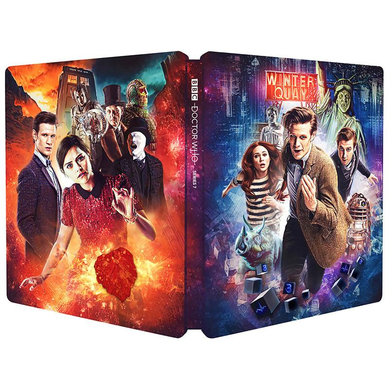 Dr Who Staffel 7