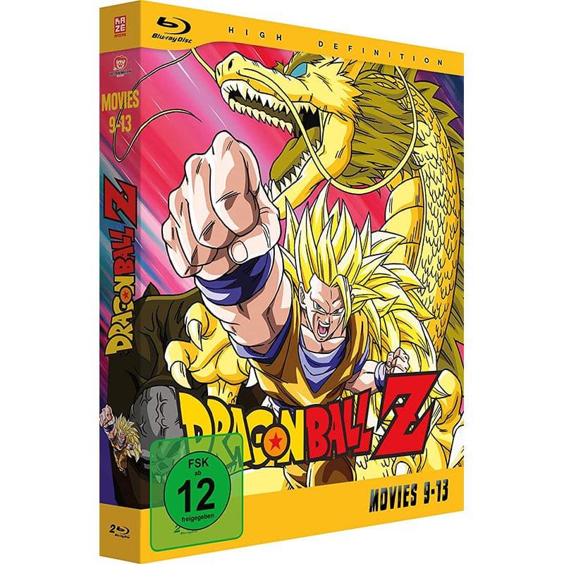 Dragonball Z – The Movies Volume 3 (Blu-ray) für 29,74€