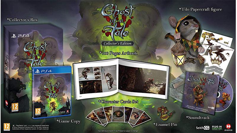 """Ghost of a Tale"" ab 04. Dezember in einer Collectors Edition für die Playstation 4"