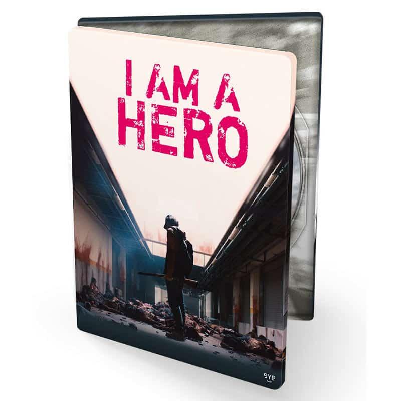 I am a Hero – Steelbook Edition (Blu-ray + DVD) für 9,95€