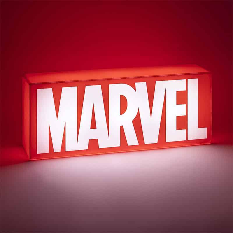 Marvel Logo Lampe für 17,01€