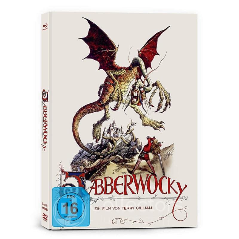 Monty Python's Jabberwocky – Mediabook Edition (Blu-ray + DVD) für 21,24€
