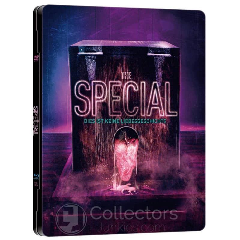 """""""The Special – Dies ist keine Liebesgeschichte"""" ab 06. November im Blu-ray FuturePak"""