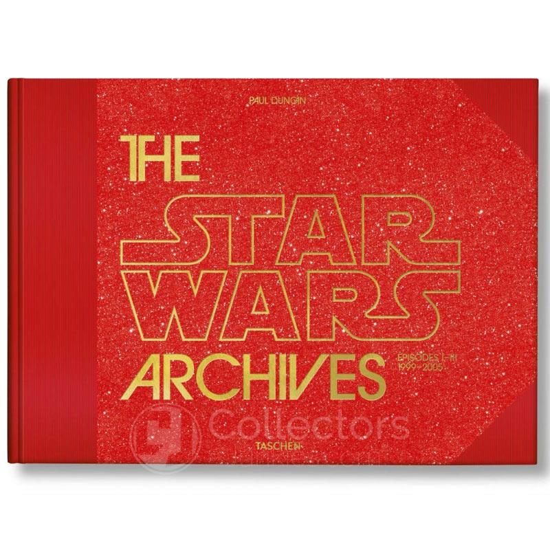 """""""The Star Wars Archives Vol. II 1999–2005"""" ab April 2021 in der Gebundenen Ausgabe (Deutsch)"""